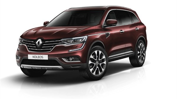 Koleos Brown